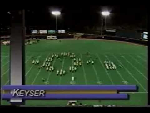 Keyser High School Football Stadium Keyser High School Golden