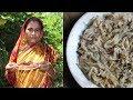 Prawns Fish Pakora Recipe | Kucho Chingri Macher Bora prepared by my mother | Village Food