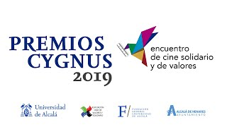 Ceremonia de entrega de Premios CYGNUS · 24/01/2019