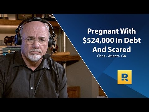We Are Pregnant With $540,000 In Debt And We Are Scared!