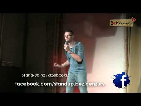 Kacper Ruciński - Stand-up Bez Cenzury