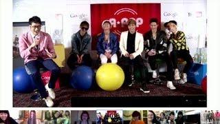 SHINee 샤이니_YouTube APOP 'STAR WEEK' Google+ DREAM HANGOUT EVENT