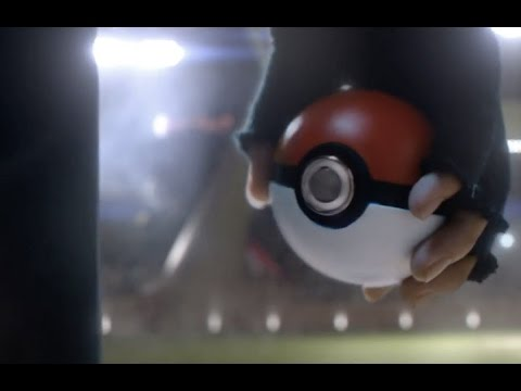 Pokemon GO! [Trailer] it's different
