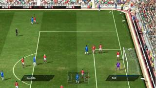 Fifa 11 (2 часть) 8 июня 2011 г.