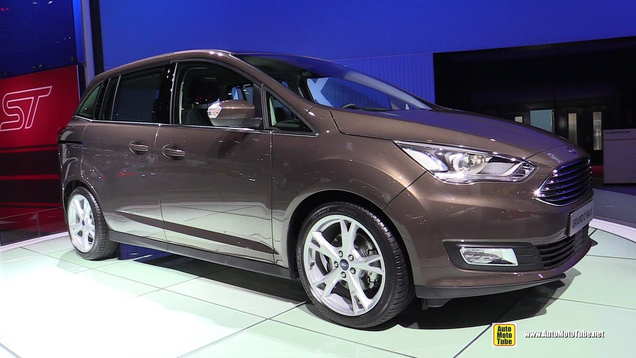2015 Ford Grand C-max - Exterior Walkaround