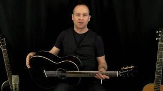 Tanglewood Parlour Guitars