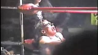 Scorpio Jr/Shocker/Bestia Salvaje vs Rey Misterio/Damian 666/Halloween (Tijuana)
