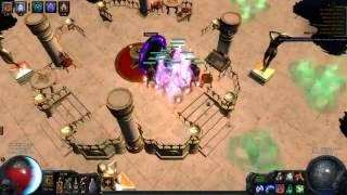 Summoner 1 portal Shaper kill