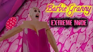Barbie Granny In Extreme Mode