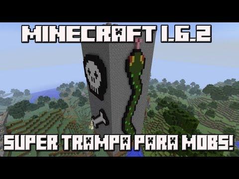Minecraft 1.6.2 LA SUPER TRAMPA PARA MOBS
