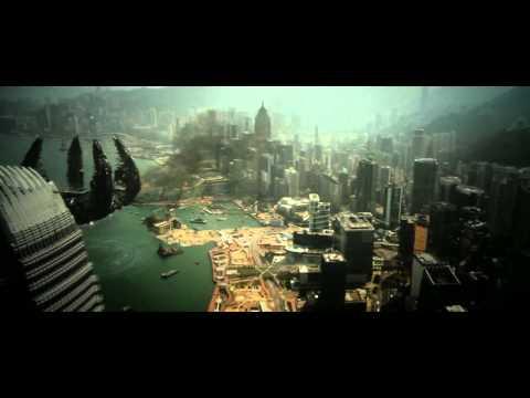 Transformers Age of Extinction Optimus Prime vs Lockdown
