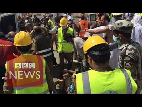 Hajj stampede: At least 310 killed in Saudi Arabia - BBC News