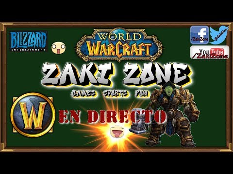 Mitica Plus con Randoms - World Of Warcraft