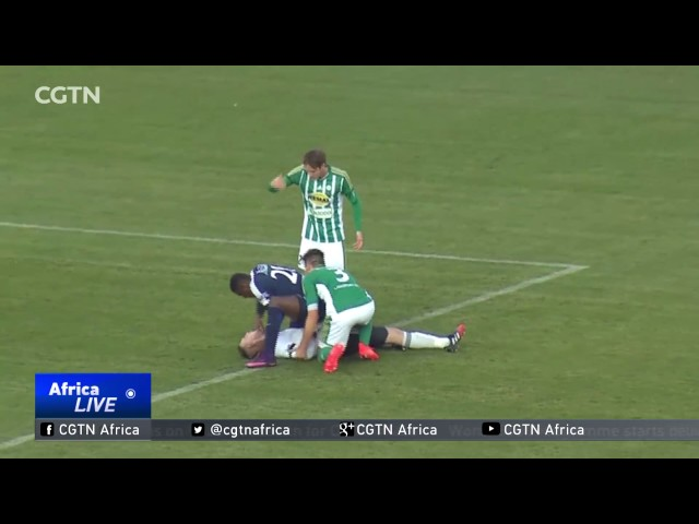 Togolese Francis Kone's first aid skills save opponent's life