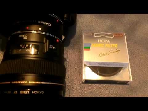 Hoya NDX400 Neutral Density Filter Overview