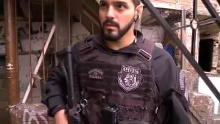 Operação de Risco: Policial e traficante brigam em prisão em flagrante