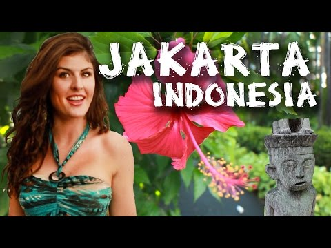 Jakarta CITY Tour: Street Life, Tropical Gardens & Traffic 🚗