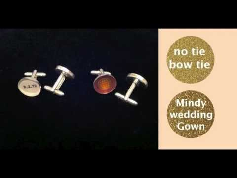 {EVAN} How to make custom cuff links for the Gentlemen