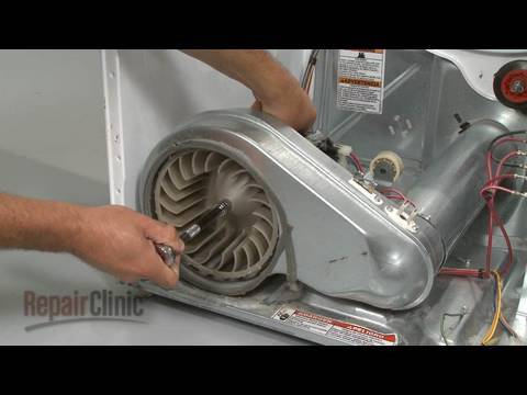 Blower Wheel - Duet/ HE3 Dryer