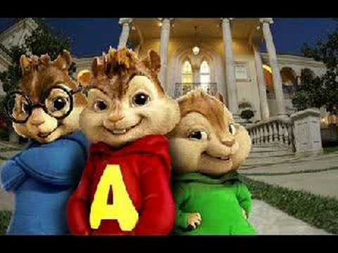 Alvin And The Chipmunks- I'm In Love With A Stripper video
