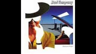 Watch Bad Company Lonely For Your Love video