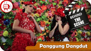Duo Anggrek Behind The Scenes Video Klip Panggung Dangdut NSTV
