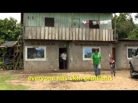 Carmen Zambrano: Mother & Community Leader from Ecuadorian Amazon vs. Chevron