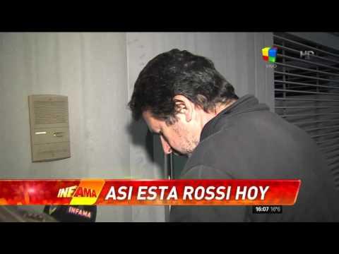 Así está Fabián Rossi, el ex de Iliana Calabró: Procesado, más gordo y con aspecto dejado