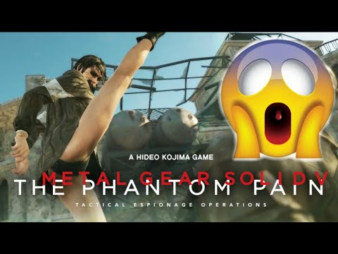 Reaction to Quiet Rape Scene - Metal Gear Solid V: The Phantom Pain