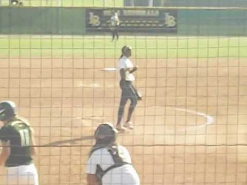 Erin Jones-Wesley Gets Clutch Strikeout