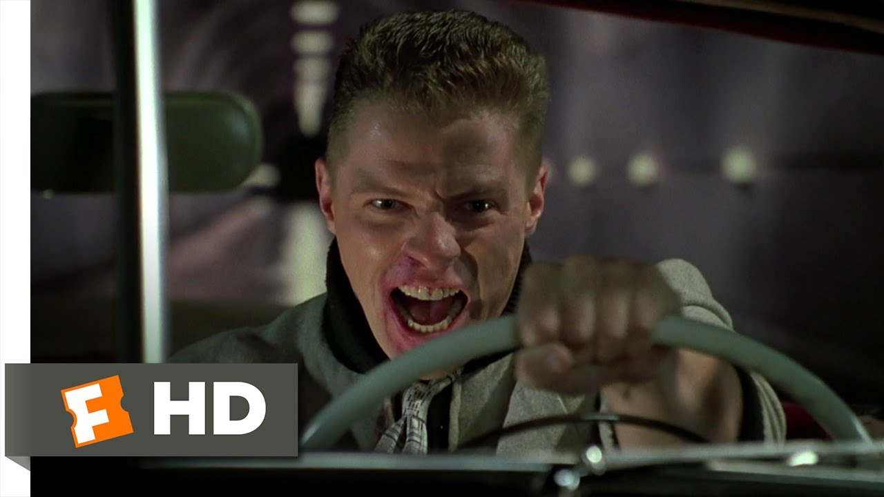 Back to the Future Part 2 (12/12) Movie CLIP - Battle for