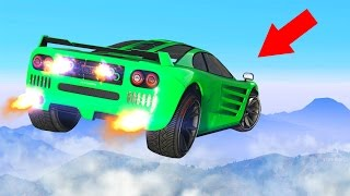 THE NEW FASTEST SUPER CAR! (GTA 5 DLC)