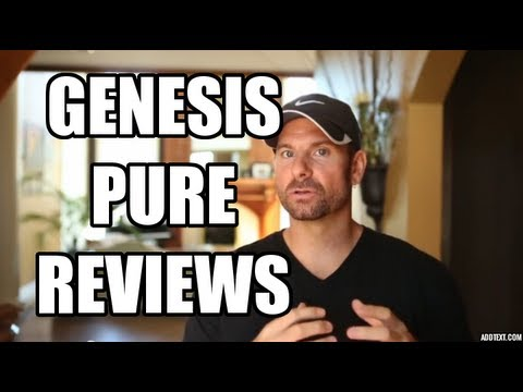 Genesis Pure Reviews - Learn the truth from this former distributor