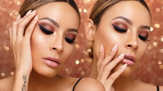 MAKEUPSHAYLA MAYBELLINE COLLECTION AFFORDABLE MAKEUP TUTORIAL | DESI PERKINS by : Desi Perkins