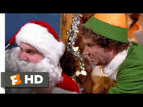 You Sit On A Throne Of Lies - Elf (3/5) Movie CLIP (2003) HD