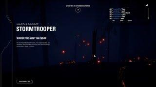 The survivor - EWOK HUNT gameplay