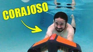 Máquina de mergulho! - (Osmo Action e Trident)