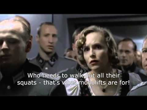 Hitler reacts to Jason Manenkoff's comments on his lifts