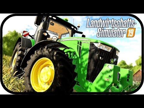 LS19 E3 CGI Trailer - JOHN DEERE und neue FRUCHTSORTEN sowie TIERE - Landwirtschaft Simulator 19
