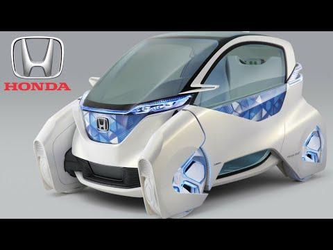 Honda की इस कमाल की कार को देख कर आप के होश उड़ जायेंगे। Honda Miro Commuter Electric Car