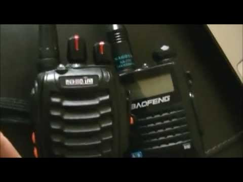 Baofeng UV5r/888-Program both radios