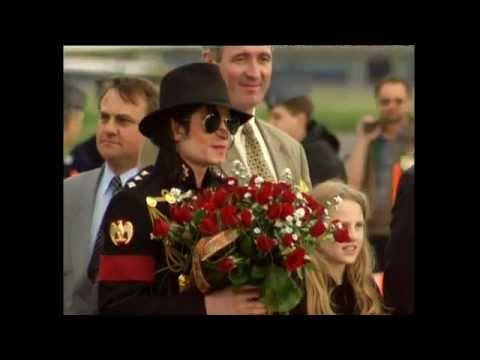 Michael Jackson in Poland - Interview Marielle Tourel (pl)