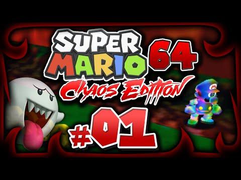 I'M SO ATTRACTIVE! || Super Mario 64: Chaos Edition - Part 1