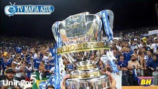 Cruzeiro Hexacampeão da Copa do Brasil!