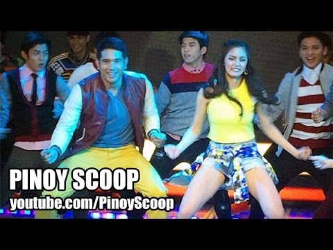Kim Chiu And Gerald Anderson Reunite On Stage video