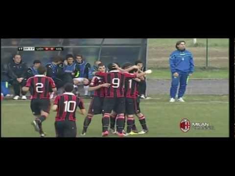 Primavera Team - Udinese 0-1 AC Milan 24-11-2012