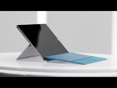 Microsoft Surface Pro 3 Launch Video