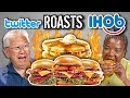 Elders React to IHOP vs. IHOb ROASTS!