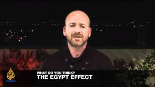 Riz Khan - The Egypt effect