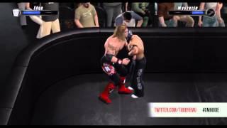 WWE GM Mode - FULL New Year's Revolution PPV LIVE! (Episode 40)